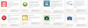 Vari gallery plugin WordPress gratis