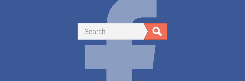 Il nuovo motore di ricerca su Facebook:  Search FYI.