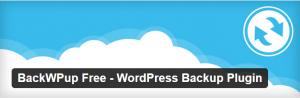 Backup del sito – WordPress Plugin
