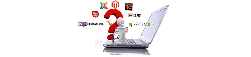 Quale CMS per l'E-Commerce? Opinioni di chi ci lavora