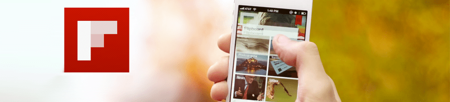 Tutorial WordPress su mobile – applicazioni: Flipboard.