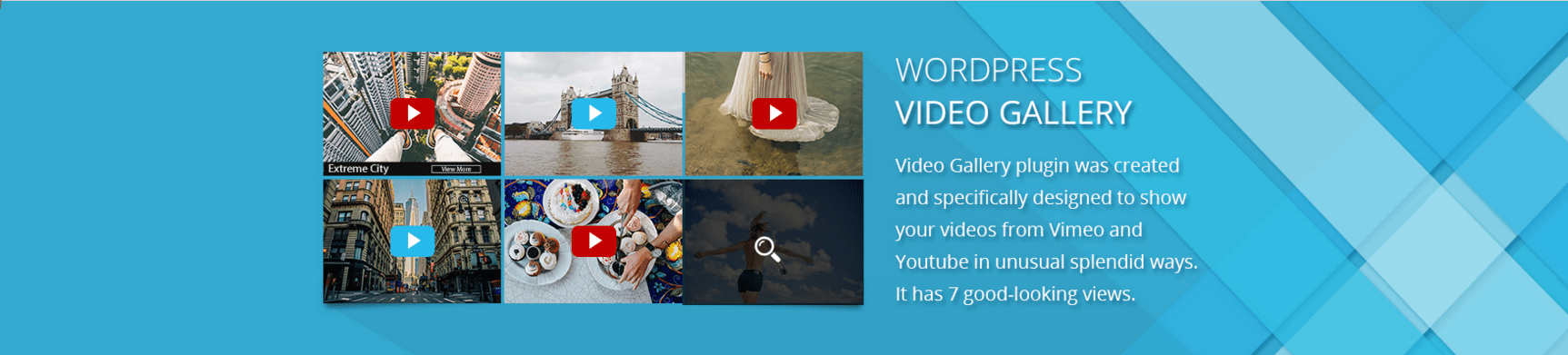 Huge-IT WordPress Portfolio Plugin anche per Video e Photo Gallery