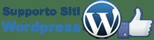 supporto siti wordpress gruppo su facebook