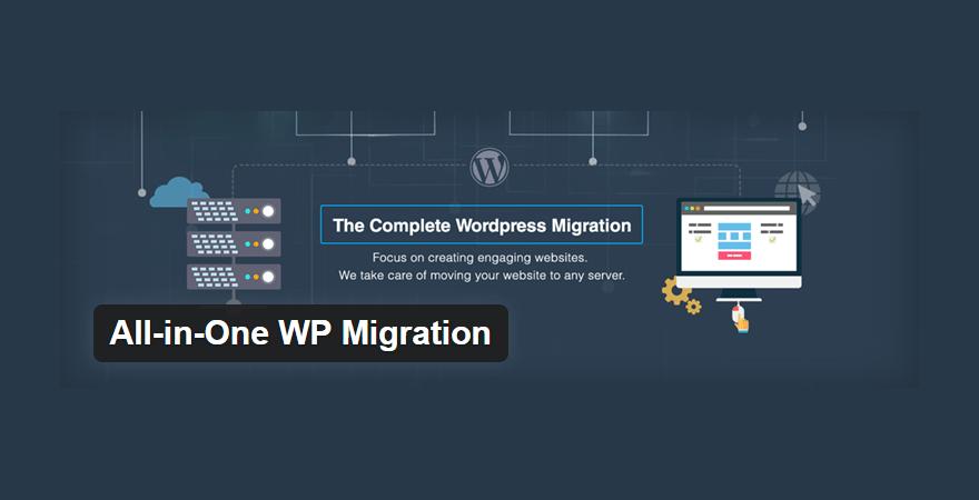 Ottimo plugin WordPress per backup e migrazione: All-in-One-WP-Migration