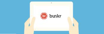 Bunkr per presentazioni con immagini, audio, video, grafici, progetti 3D ed altri files.