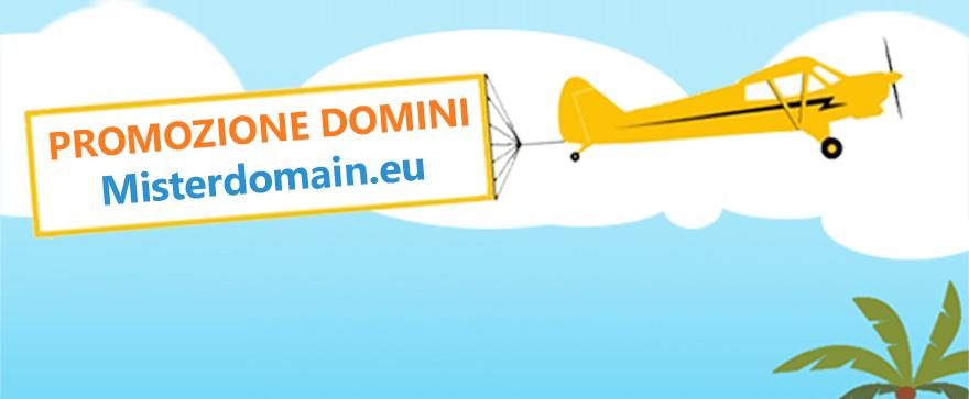 Promo domini .click .info .link e nuova estensione .srl  – Registra oggi.