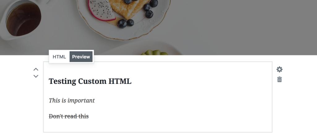 Nuova versione Gutenberg 0.2.0 il nuovo plugin-builder WordPress – ma è perfettibile