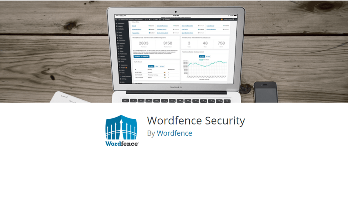 Migliori Plugin WordPress per la sicurezza: Wordfence e le alternative.
