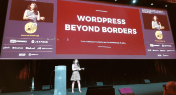 Tutti i numeri di WordPress al WordCamp 2017